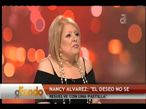 La sexologa Nacy Alvarez dice que el deseo no se resuelve con una pastilla - América TeVé