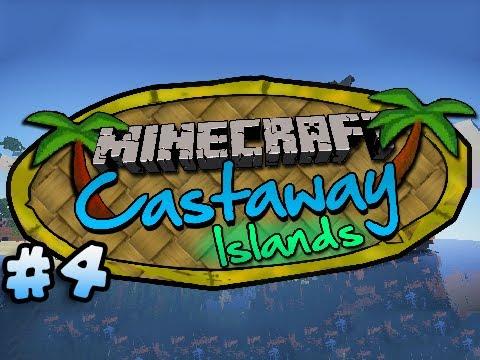 Minecraft | Castaway Islands - ELITE STATUS!! - Day 4