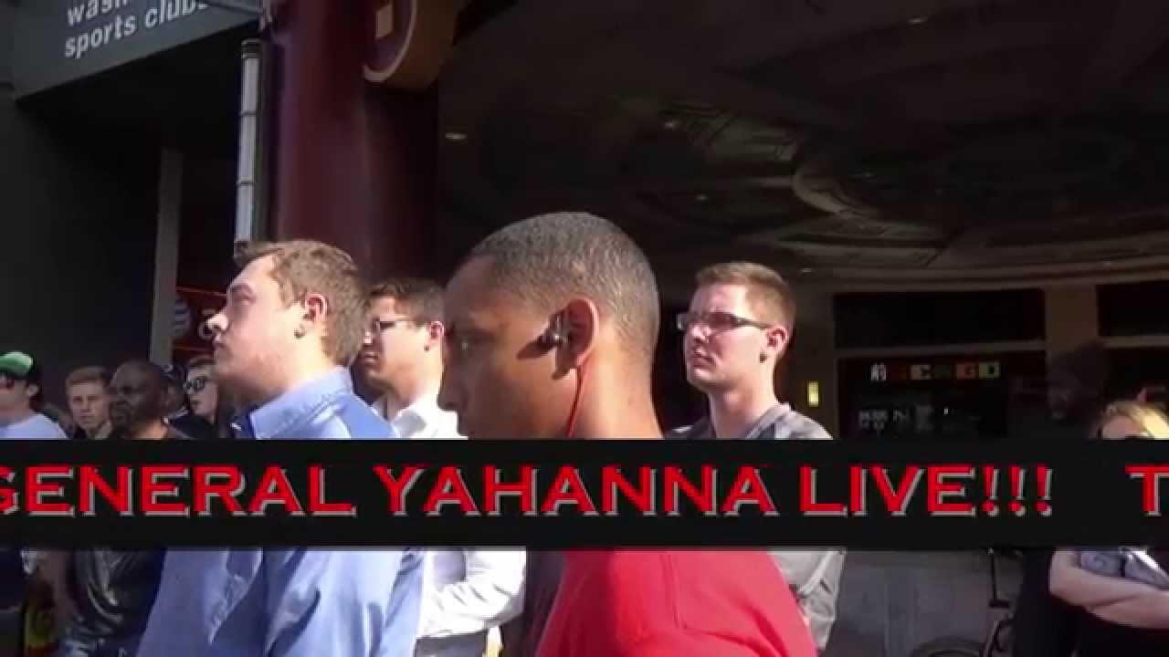 Man Cave Radio Show Washington Dc : White college students get schooled by hebrew israelites