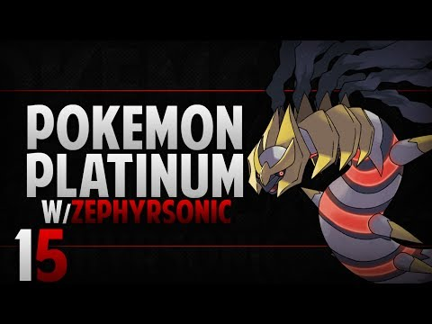 Pokémon Platinum Let's Play w/ ZephyrSonic! - Ep 15