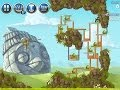 Angry Birds Star Wars 2 Level B3-4 Battle of Naboo 3-Star Walkthrough