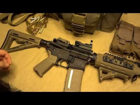 This Girls AR-15. Smith & Wesson M&P15 - YouTube