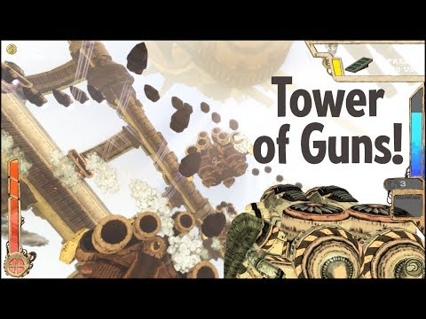 Tower of Guns Launch Day! Jokes! Burglary!