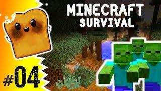 Minecraft Po Polsku: Survival Tajemnicza Osada #4