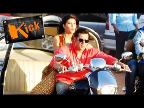 Salman Khan's BIKE RIDE with Jacqueline Fernandez