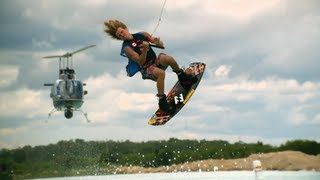 Park, Boat, And Big Air Wakeboarding Red Bull Wake Open