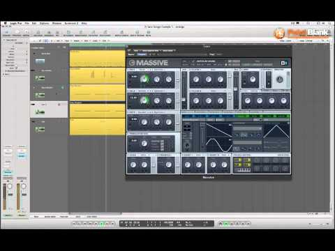 Dubstep Production in Logic - Course Preview