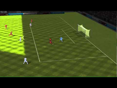 FIFA 14 iPhone/iPad - Adelaide United vs. Perth Glory