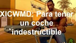 Trucos Para GTA SAN ANDREAS PC