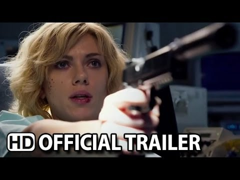 Lucy Official Trailer #1 (2014) - Scarlett Johansson Movie HD