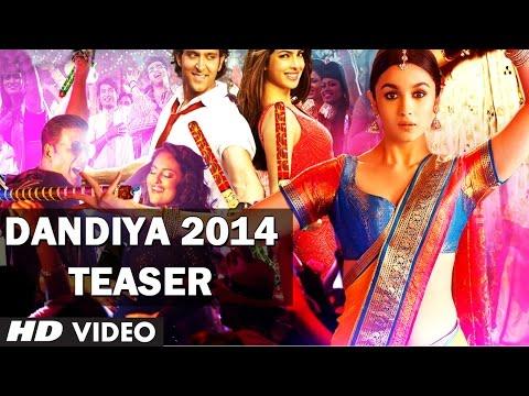 Teaser : Non Stop Bollywood Dandiya   Garbe Ki Raat Hai 2014