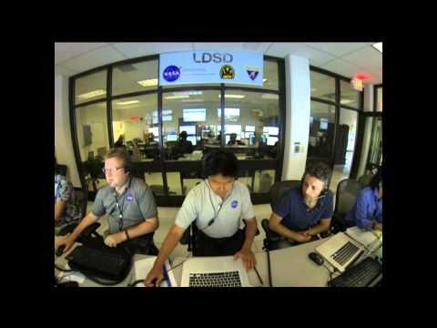 Videofile: NASA Tests Low-Density Supersonic Decelerator (LDSD)