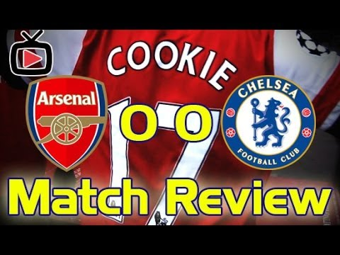 Arsenal 0 Chelsea 0 Match Review - ArsenalFanTV.com