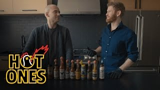 Hot Sauce Shopping at Heatonist | Hot Ones