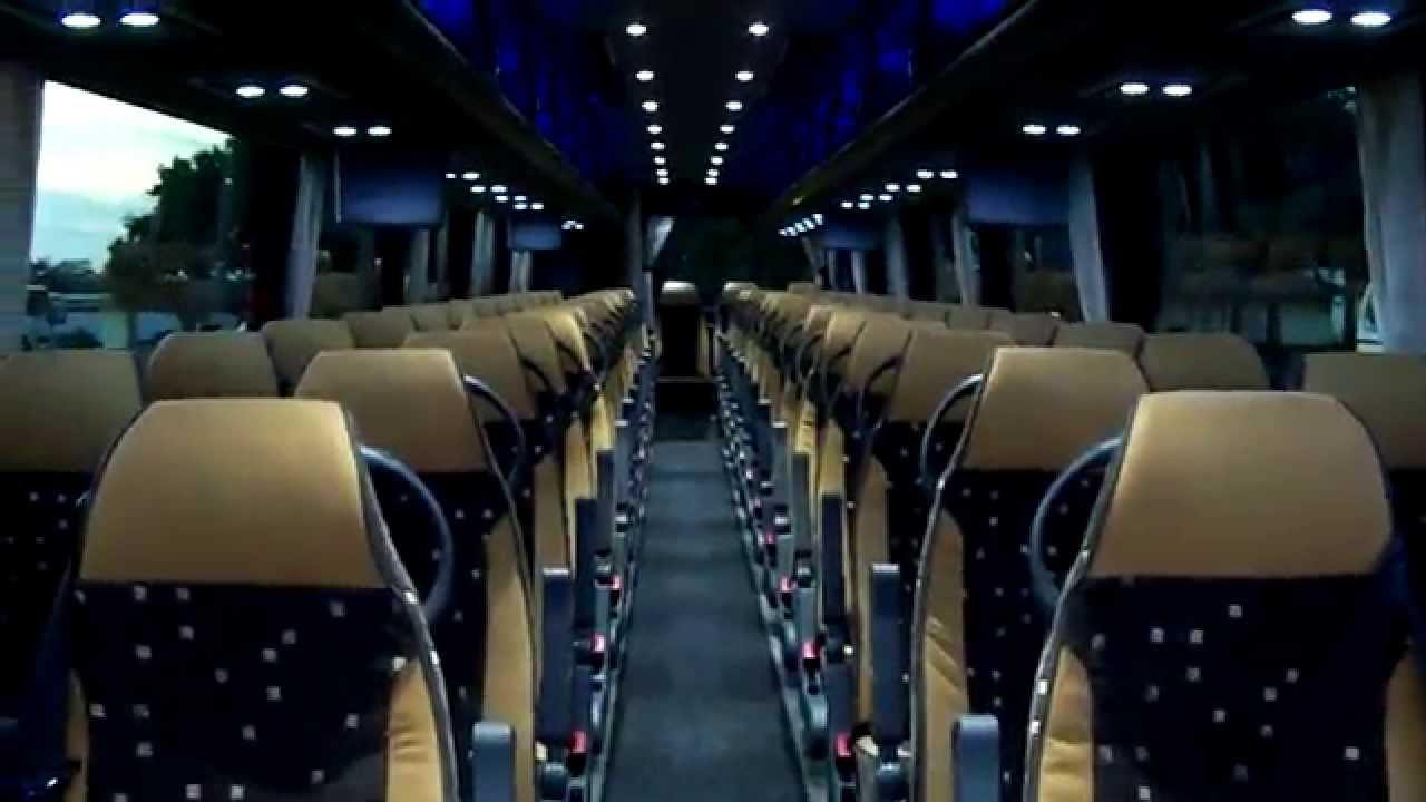 Abc 2010 Vanhool T2145 Luxury Motor Coach Youtube