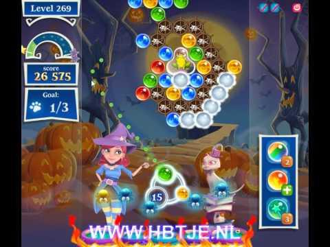 Bubble Witch Saga 2 level 269