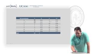 Tecnicas de Investigación en Criminología - Tablas Estadísticas - Antonio Llanes