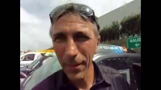 Vigoroux racconta il suo progetto Dakar 2014