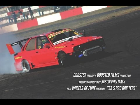 Wheels of Fury 2013. Drifting highlights and Driver Interviews