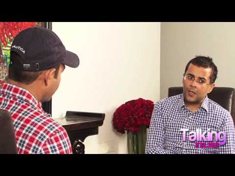 Chetan Bhagat Exclusive Interview On 2 States Part 1