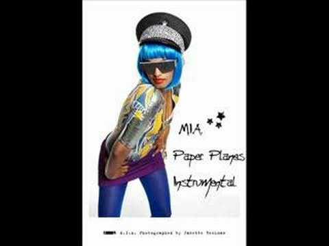 M.I.A. - Paper Planes Instrumental