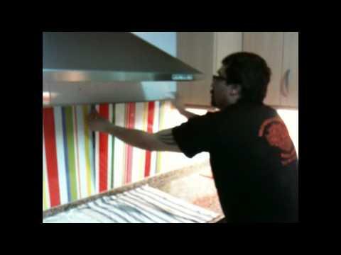 C mo cambiar el look de la cocina youtube - Cambiar la cocina ...