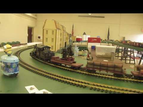 Livonia NMRA Train Show