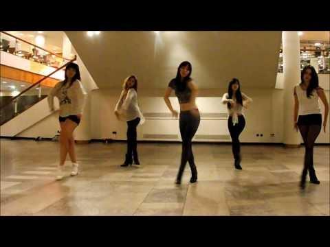 T-ARA [티아라] - NUMBER NINE [넘버나인] Dance Cover