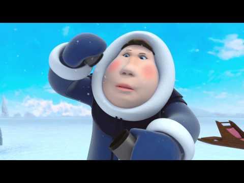 Eskimáčka séria 2 - 24 - Termoska
