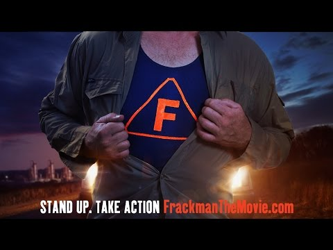Frackman The Movie | OFFICIAL TRAILER