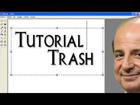 Modifica le tue foto con Paint - Tutorial Trash