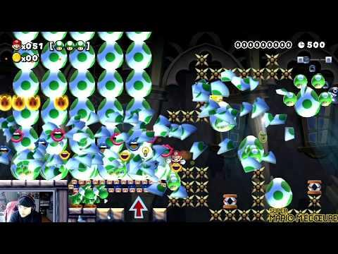 [Ep#116] Super Mario M'écoeure - labyrinthe infernale