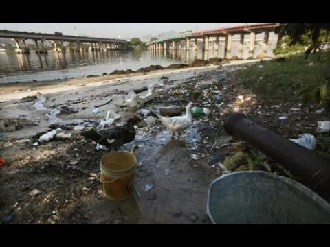 Brazil's Water Pollution Isn't Ready For Olympics - Political Maniacs