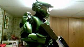 My Halo Armor