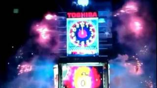 New York Times Square Ball Drop 2014