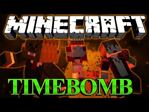 MVPM (Most Valuable Power Mover) Minecraft TimeBomb (Nexus) Minigame w/ BajanCanadian and Nooch!