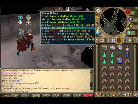 [RS] NoHonourPK: EPIC 3-Part Rev Pking Trip With Commentary! (PART-1)