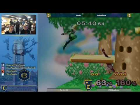 The Cave 24 Melee Singles - Mew vs Xtreme