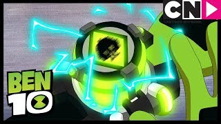 Ben 10 | What Happened to Upgrade? | Innervasion Part 1: Message in a Boxcar | Cartoon Network