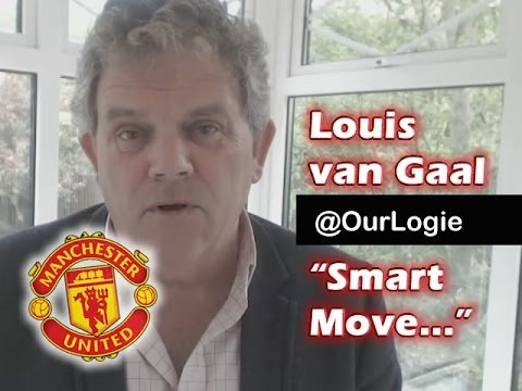 Manchester United: Louis van Gaal confirmed as new manager