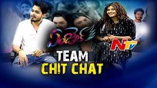 Angel Telugu Movie Team Interview