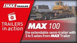 MAX 100 / 110
