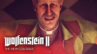 Wolfenstein II: The New Colossus - Give Up and Die, or Step Up