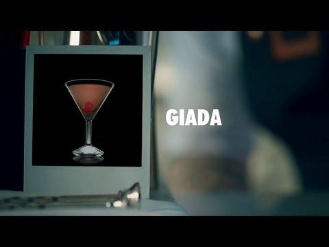 GIADA DRINK RECIPE - HOW TO MIX