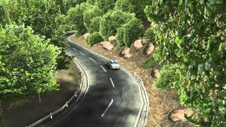 rFactor - touge like track's to enjoy the classic rally cars view on youtube.com tube online.