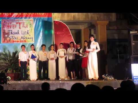 Tư Nghĩa 1. Chung kết HSTL - Phần thi trang phục học đường