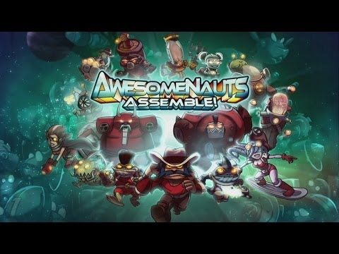 Awesomenauts Assemble Review PlayStation 4