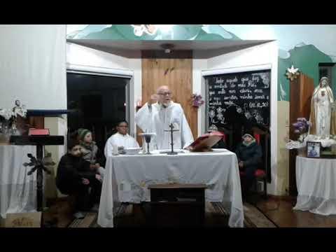 Santa Missa | 04.07.2020 | Sábado | Padre José Sometti | ANSPAZ
