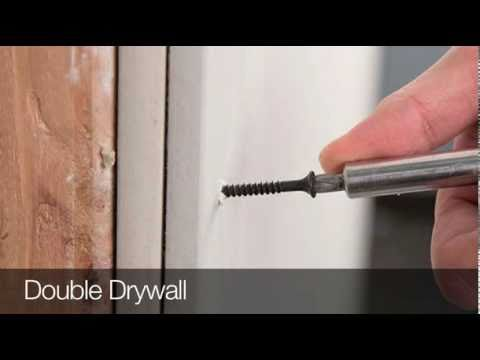 How to soundproof interior walls youtube Soundproofing for walls interior