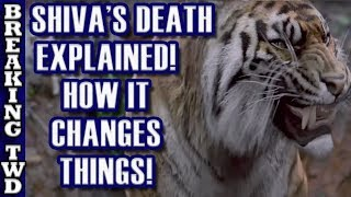 """Shiva's Death EXPLAINED 
